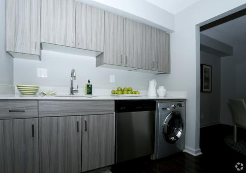 Kitchen With Combo Wood